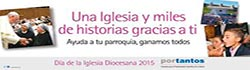 Día de la Iglesia Diocesana 2015
