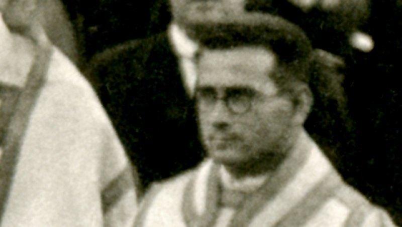 El padre Aquilino Rivera.